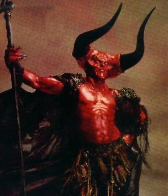 bull devil demon of - photo #37